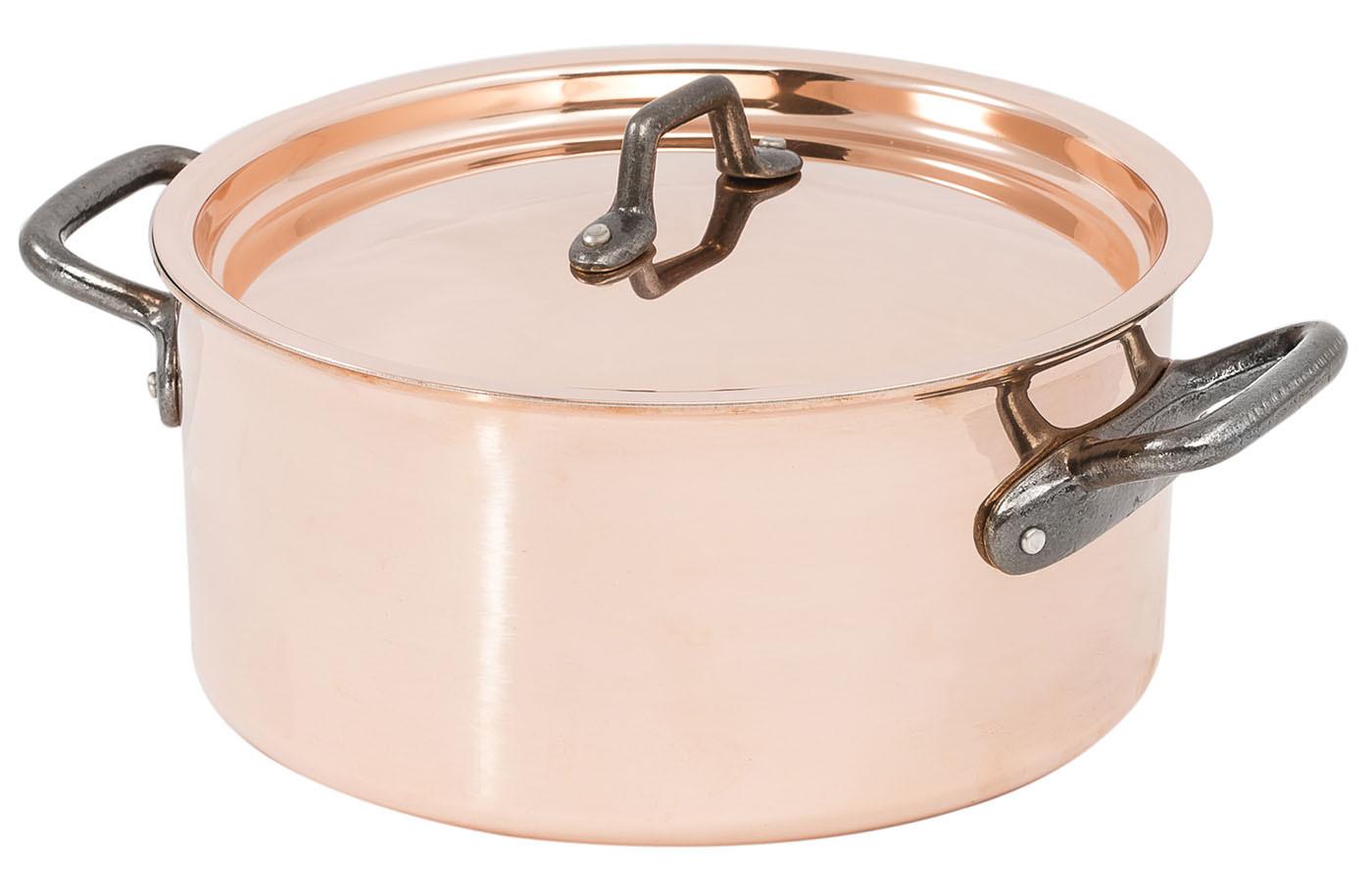 Bourgeat Casserole - Stewpan w/Lid