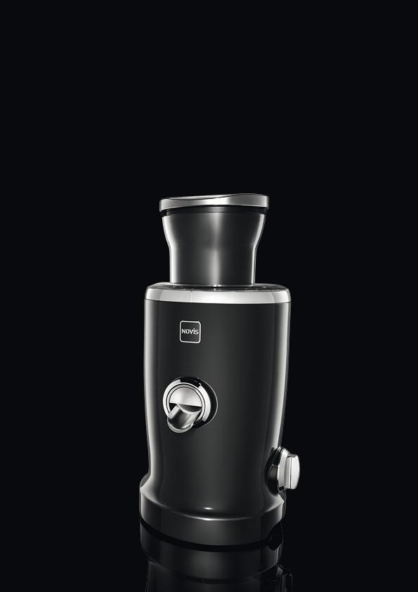 NOVIS vita juicer - black