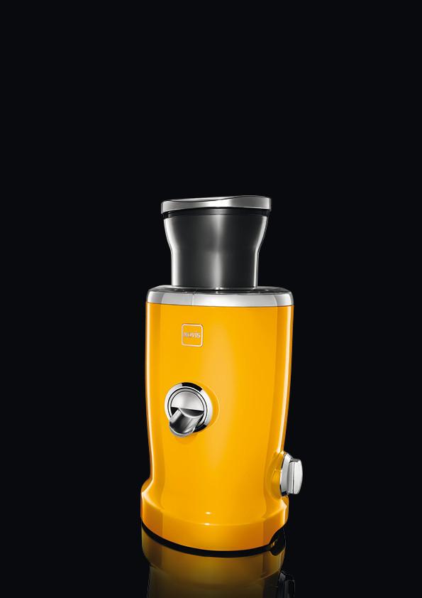 NOVIS vita juicer - yellow