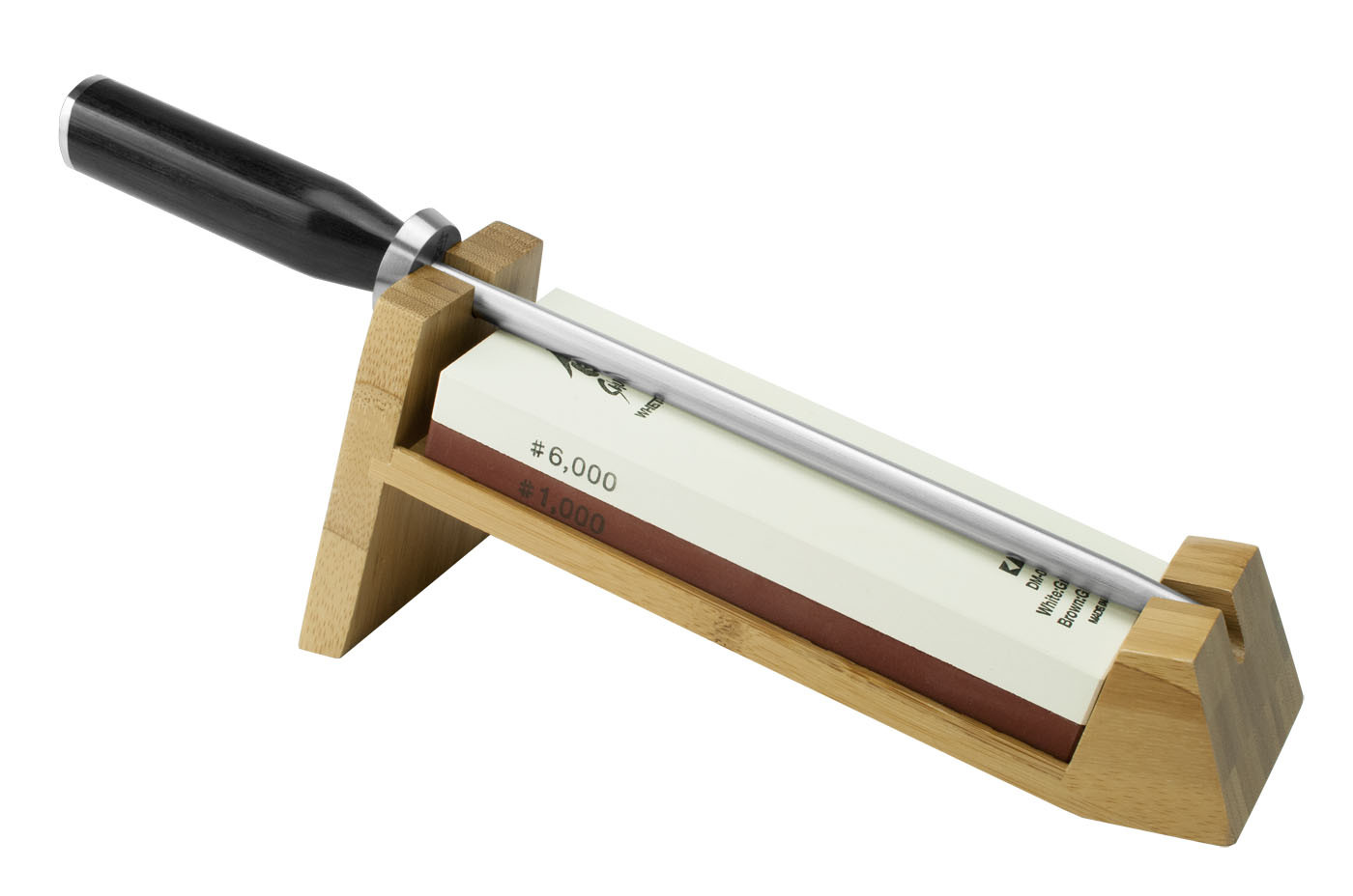 Shun Whetstone sharpening System