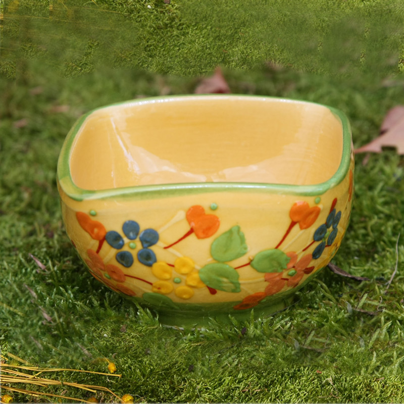 Square Bowl - Small