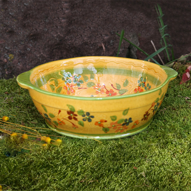 Provencal Oven-Proof Bowl - Small