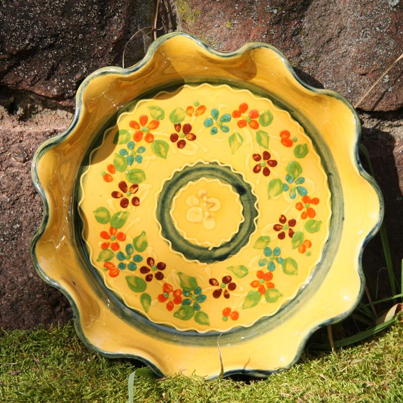 Undulating Plate - Small