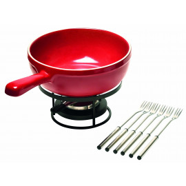 Emile Henry Cheese Fondue Set