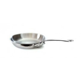 5 Ply S.S. Frying Pan -  s.s. handle