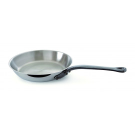 Mauviel M'cook Frying Pan -  Cast iron handle