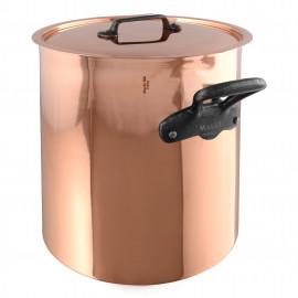 M'150c2 - Stock Pot & Lid Tin Lined - 11Qts.