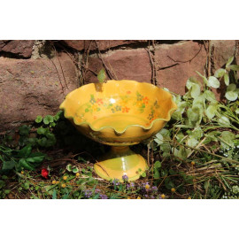 Terre e Provence  Undulating Fruit Bowl